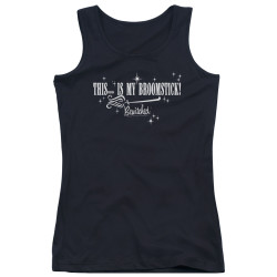 Image for Bewitched Girls Tank Top - Broomstick