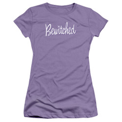 Image for Bewitched Girls T-Shirt - Logo
