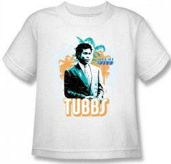 Image for Miami Vice Tubbs Kids T-Shirt