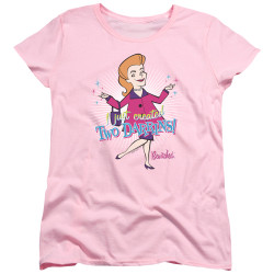 Image for Bewitched Womans T-Shirt - Two Darrins
