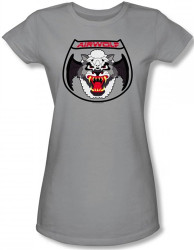 Image for Airwolf Patch Girls Shirt
