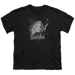 Image for Bewitched Youth T-Shirt - Snap