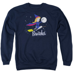 Image for Bewitched Crewneck - New Moon
