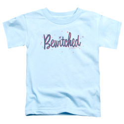 Image for Bewitched Toddler T-Shirt - Neon Lines