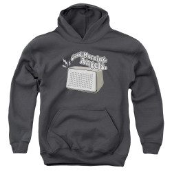 Image for Charlies Angels Youth Hoodie - Good Morning Angels