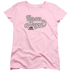 Image for Charlies Angels Womans T-Shirt - I'm an Angel