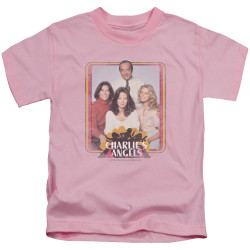 Image for Charlies Angels Kids T-Shirt - Iron on Angels