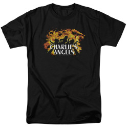 Image for Charlies Angels T-Shirt - Fire