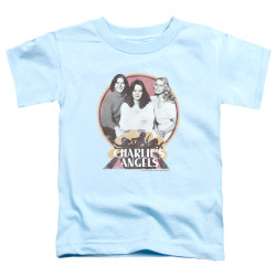 Image for Charlies Angels Toddler T-Shirt - Retro Group