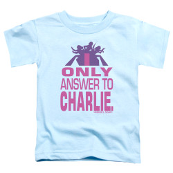 Image for Charlies Angels Toddler T-Shirt - Answer