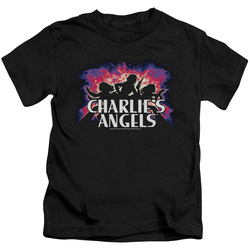 Image for Charlies Angels Kids T-Shirt - Explosive