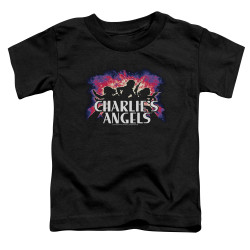 Image for Charlies Angels Toddler T-Shirt - Explosive
