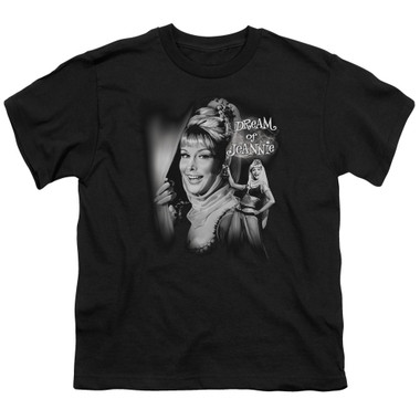 Image for I Dream of Jeannie Youth T-Shirt - Lamp