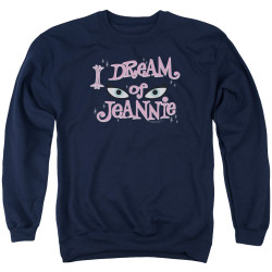 Image for I Dream of Jeannie Crewneck - Eyes