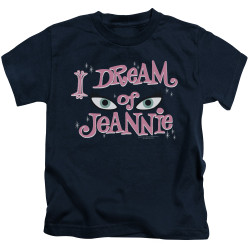 Image for I Dream of Jeannie Kids T-Shirt - Eyes