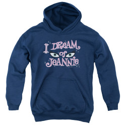 Image for I Dream of Jeannie Youth Hoodie - Eyes