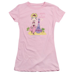 Image for I Dream of Jeannie Girls T-Shirt - Island Dance