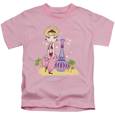 Image for I Dream of Jeannie Kids T-Shirt - Island Dance