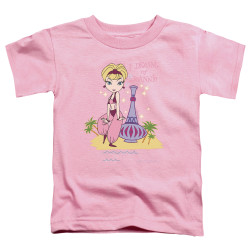 Image for I Dream of Jeannie Toddler T-Shirt - Island Dance