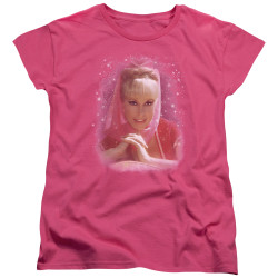 Image for I Dream of Jeannie Womans T-Shirt - Sparkle