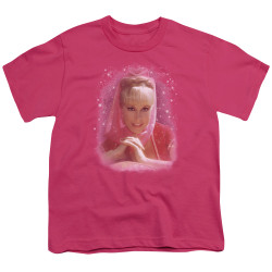 Image for I Dream of Jeannie Youth T-Shirt - Sparkle