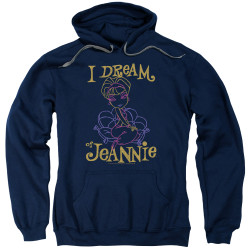 Image for I Dream of Jeannie Hoodie - Paint
