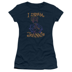 Image for I Dream of Jeannie Girls T-Shirt - Paint
