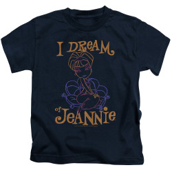 Image for I Dream of Jeannie Kids T-Shirt - Paint
