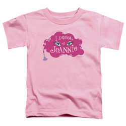 Image for I Dream of Jeannie Toddler T-Shirt - Magic Lamp