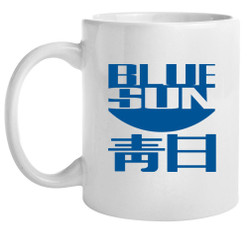 Image for Firefly Blue Sun Logo Coffee Mug