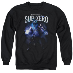 Image for Mortal Kombat Crewneck - Sub-Zero