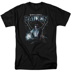 Image for Mortal Kombat T-Shirt - Raiden