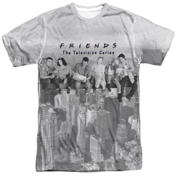 Image for Friends Sublimated T-Shirt - Lunch Break