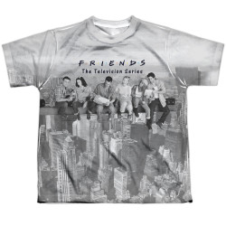 Image for Friends Youth Sublimated T-Shirt - Lunch Break