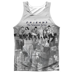 Image for Friends Sublimated Tank Top - Lunch Break