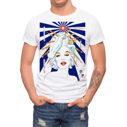 Image for Zane Fix Marilyn Monroe Portrait T-Shirt