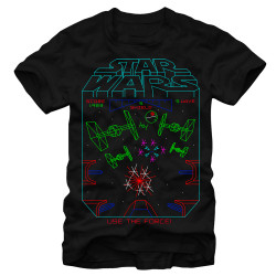 Image for Star Wars Red 5 Standing By T-Shirt