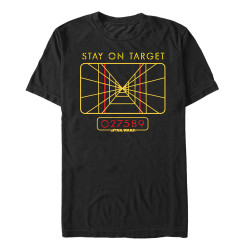 Image for Star Wars Stay On T-Shirt