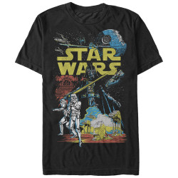 Image for Star Wars Rebel Classic T-Shirt