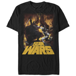 Image for Star Wars Vader vs Boba T-Shirt