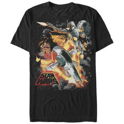 Image for Star Wars Force Hunter T-Shirt