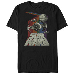 Image for Star Wars Retro Wars T-Shirt
