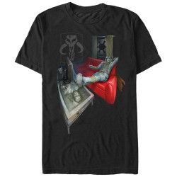 Image for Star Wars Fett Lounging T-Shirt