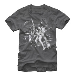 Image for Star Wars New Hope Posse T-Shirt