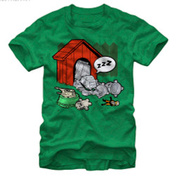 Image for Star Wars Doghouse T-Shirt