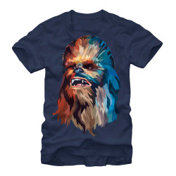 Image for Star Wars Poly Chewie T-Shirt