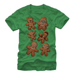 Image for Star Wars Gingerbread Wars T-Shirt