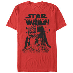 Image for Star Wars Episode 7 Army Leader T-Shirt