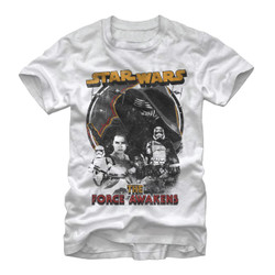 Image for Star Wars Episode 7 Squared T-Shirt