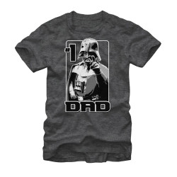 Image for Star Wars Still Number One Heather T-Shirt